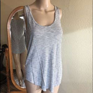 Old navy striped stretchy tank top